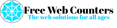 Free Web Counters – The Web Solutions For All Ages